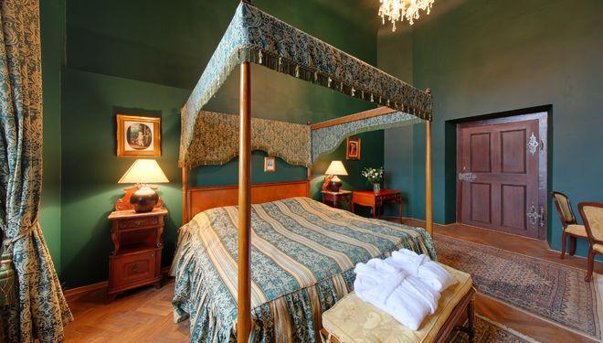 Romantický pobyt na zámku - nebo i svatba?