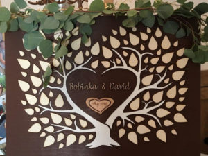 Svatební strom života | Svatba na zámku