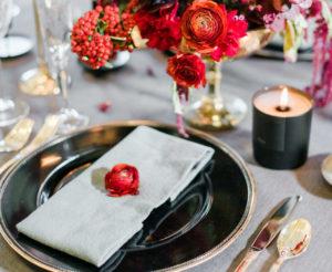 Svatební menu inspirace   Svatba na zámku