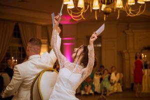 Svatební hry | Svatba na zámku