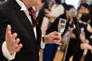 Proslov otce nevěsty na svatbě | Svatba na zámku